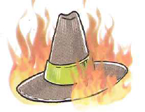 Vuurvaste hoed