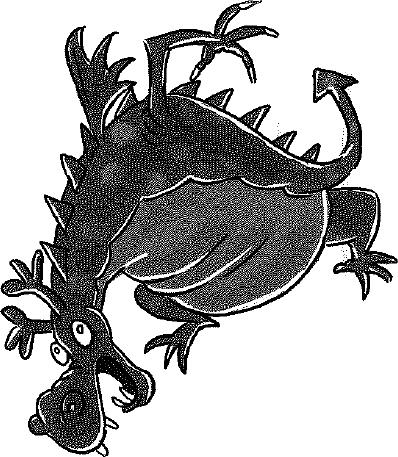 dikke draken
